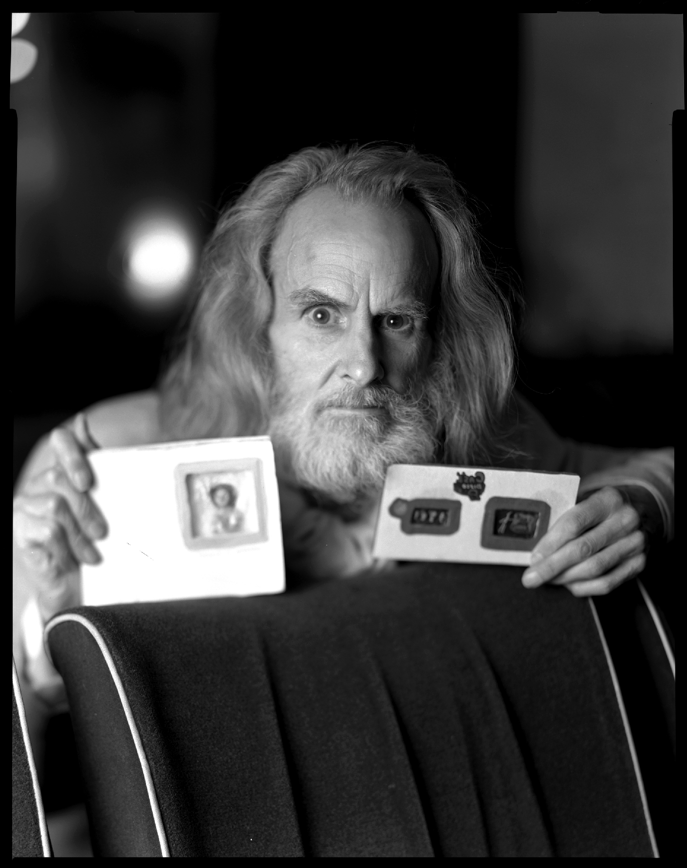 Bruce Bickford Net Worth